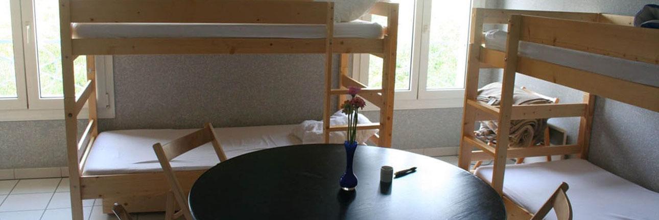 Balcon_femmes chambre dortoir